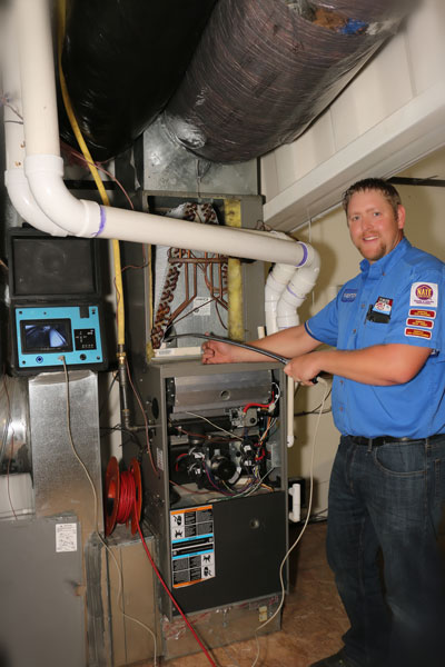heating and furnace repair by Welzig